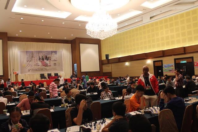 Penang Open 2017 Starts