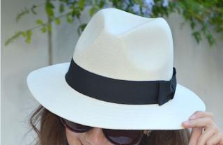 4 maneras de llevar... un sombrero blanco