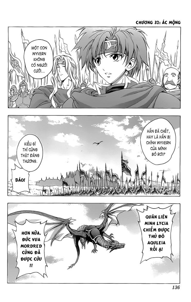 Fire Emblem - Hasha no Tsurugi chap 032 trang 3