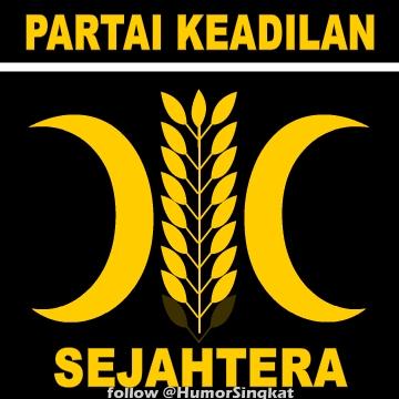 Logo Partai Keadilan Sejahtera [PKS] - Gambar Profile