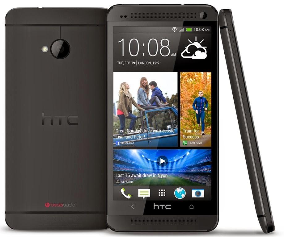 Harga dan Spesifikasi HTC One Dual Sim Terbaru 2014