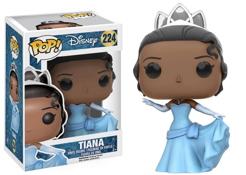 Funko POP Princesas Disney Tiana 224