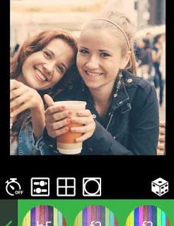 APPLICAZIONE PER WINDOWS PHONE CHE APPLICA EFFETTI ALLE FOTO