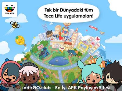 Toca Life: World APK