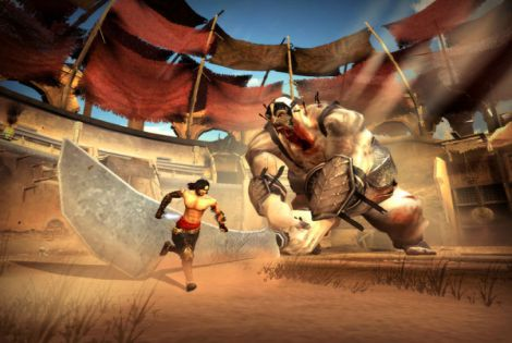 Prince of Persia The Two Thrones Free Download For PC