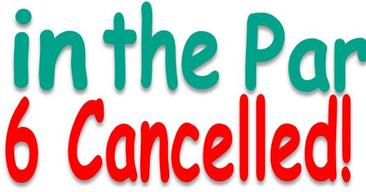 Art in the Park 2016 Cancelled