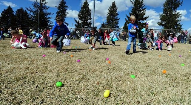 Egg Hunt: A British Easter Tradition