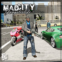 Download Mad City Gangster Mod APK Unlimited Money/Ammo