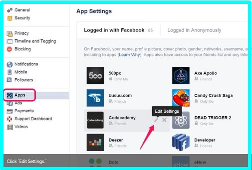 how to find facebook id location