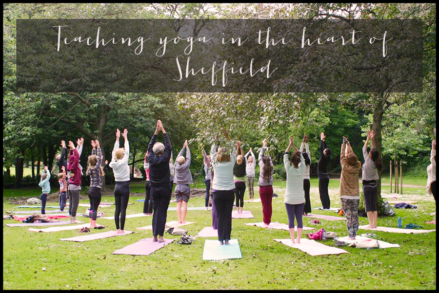 Yoga Sheffield Ecclesall Road classes