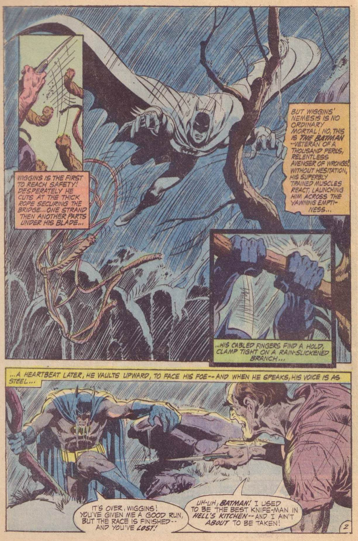 Detective Comics (1937) 410 Page 3