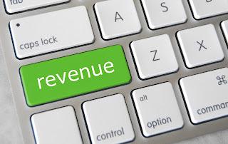 Interpreting revenue in income statement