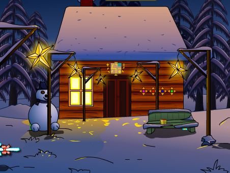 KnfGame Christmas House Escape Walkthrough