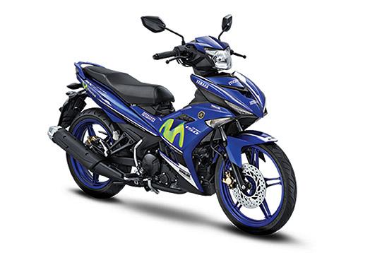 Yamaha Jupiter MX King Moto GP