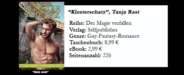 https://www.amazon.de/Klosterschatz-Magie-verfallen-Tanja-Rast-ebook/dp/B073QB3XL2/ref=sr_1_1?s=digital-text&ie=UTF8&qid=1499414127&sr=1-1&keywords=Klosterschatz