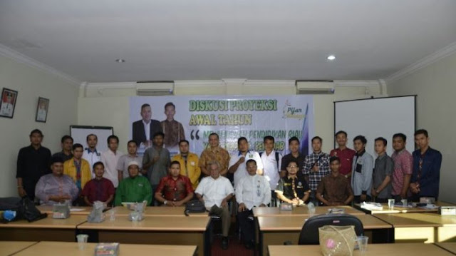 Pusat Ilmu dan Jaringan Rakyat Melayu Gelar Diskusi Pendidikan Riau