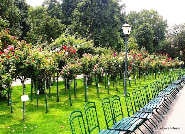 Wien- Volkgarten