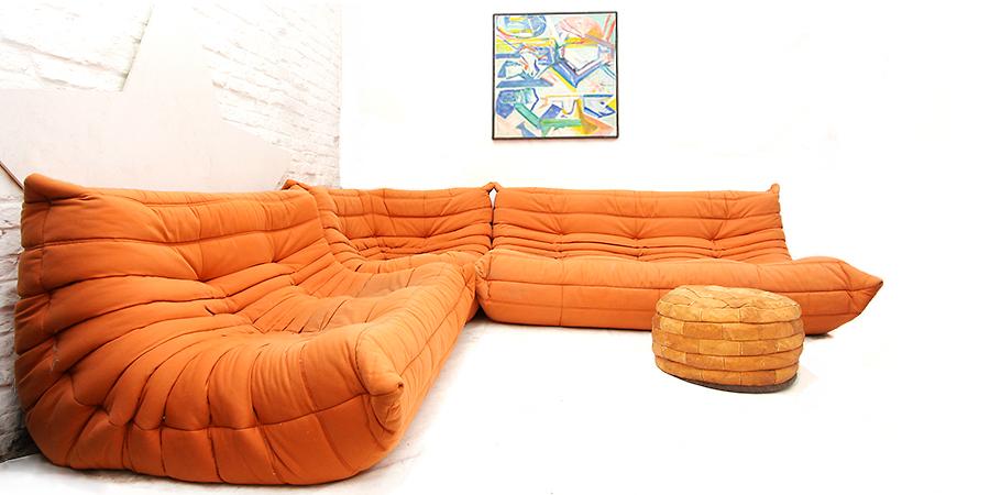 Ligne Roset Zitzak.Bk Fine Art Interiors