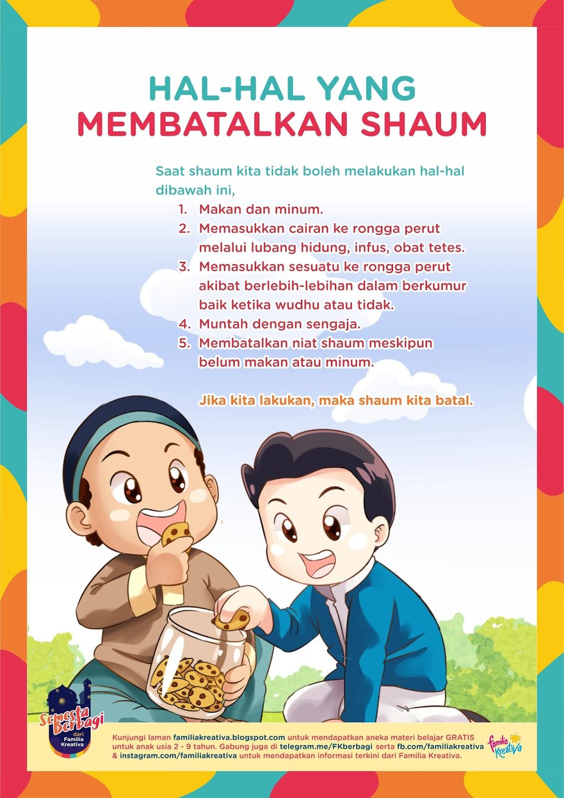 Download 9 Poster Ramadhan - Gratis!