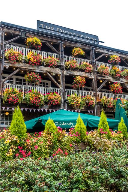 The Dickens Inn - London, England