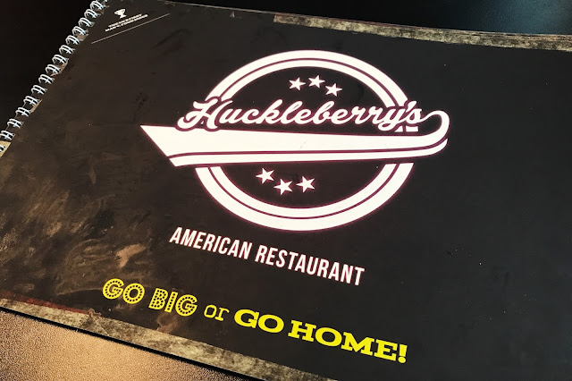 Huckleberry's Diner, York