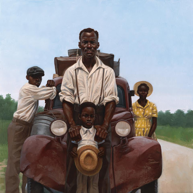 African American Artists Paintings