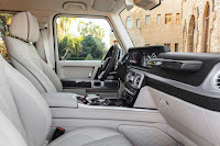Mercedes-AMG G 63 (2019) Interior