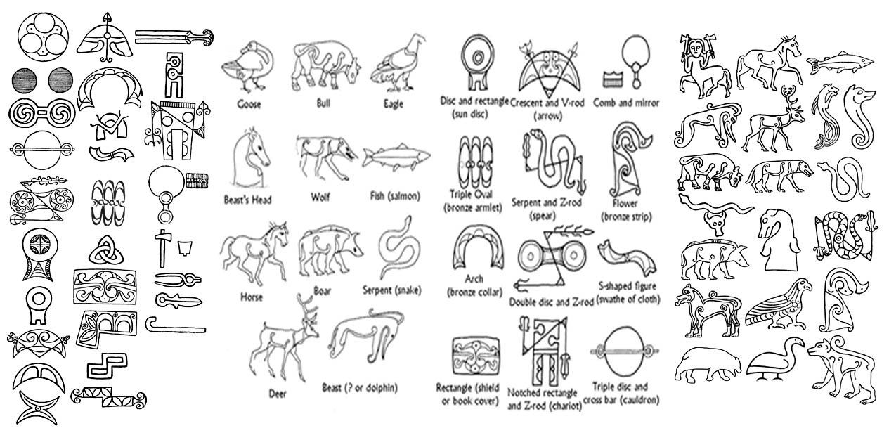 Ancient Irish Symbols