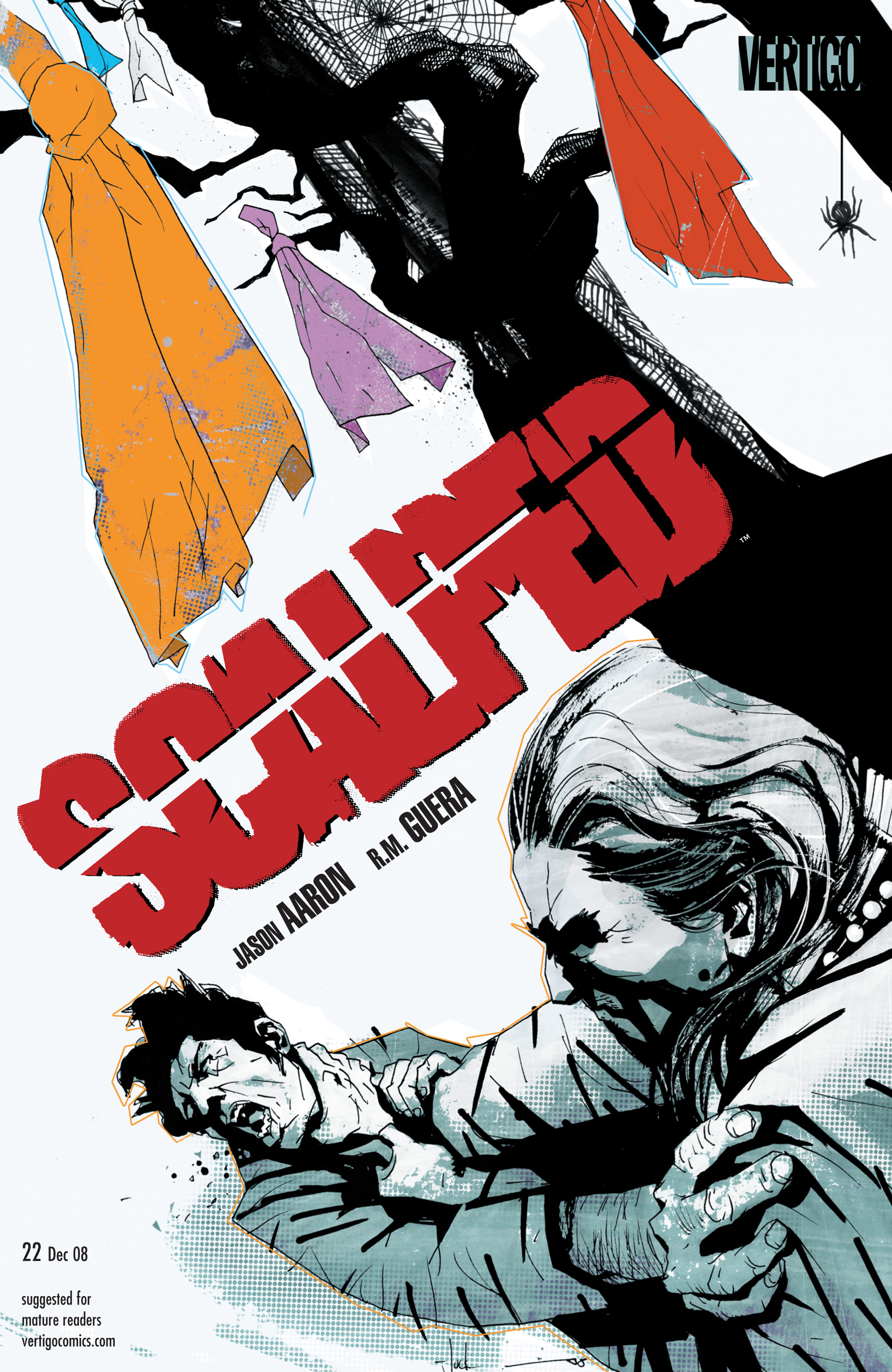 Scalped issue 22 - Page 1