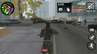 Fallen Andreas Mod Pack v1- Gang Wars