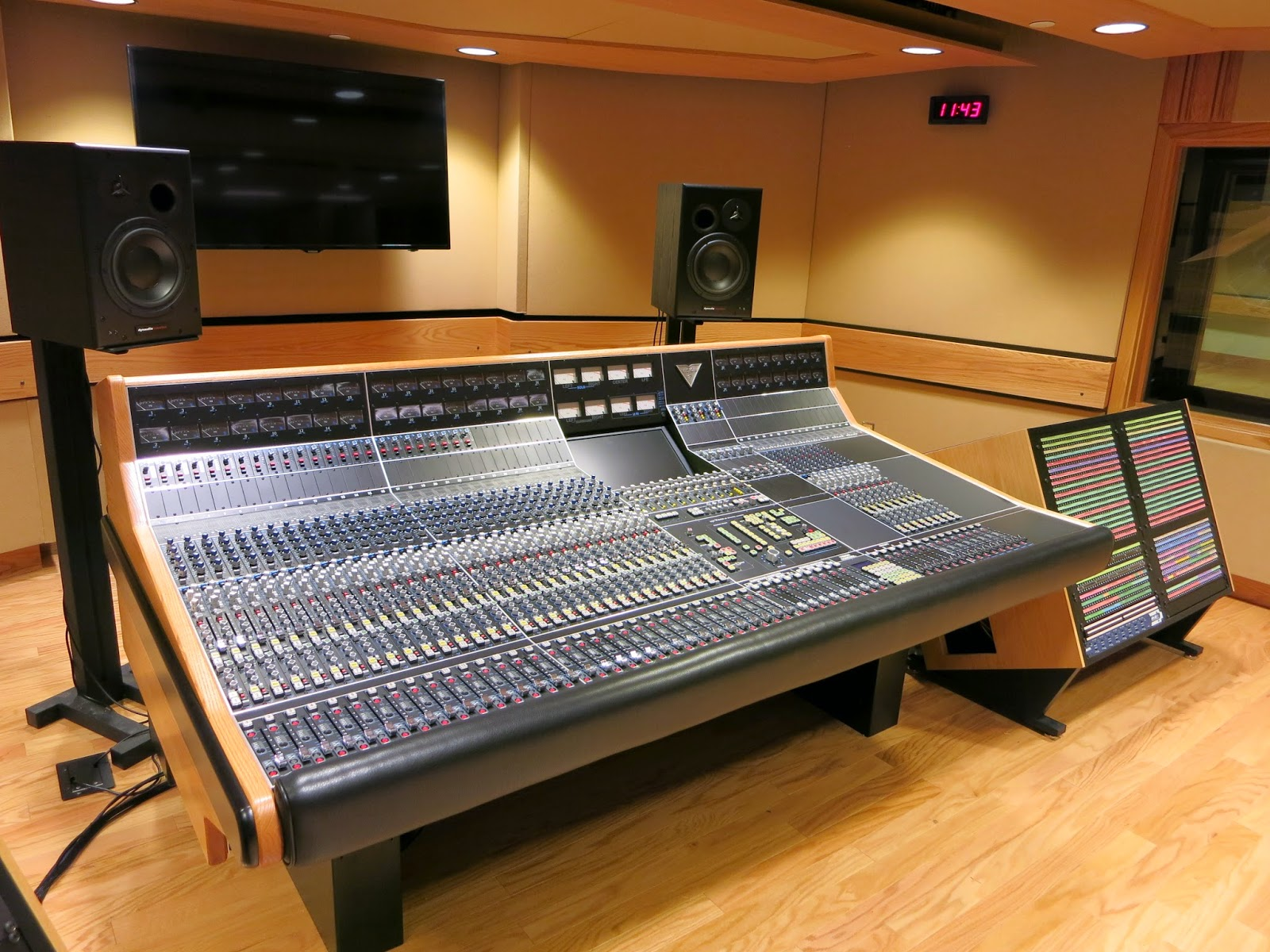 Stupendous New Flcc Music Recording Studios A Dream Come True Flcc Connects Largest Home Design Picture Inspirations Pitcheantrous