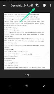 Cara scan dokumen tanpa menggunakan printer dengan smartphone Android