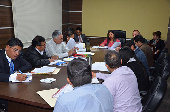 Ministerios, ASFI y el Comité Nacional de Personas con Discapacidad conformaron dos comisiones