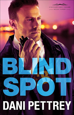 Blind Spot (Chesapeake Vaolor #3) by Dani Pettrey