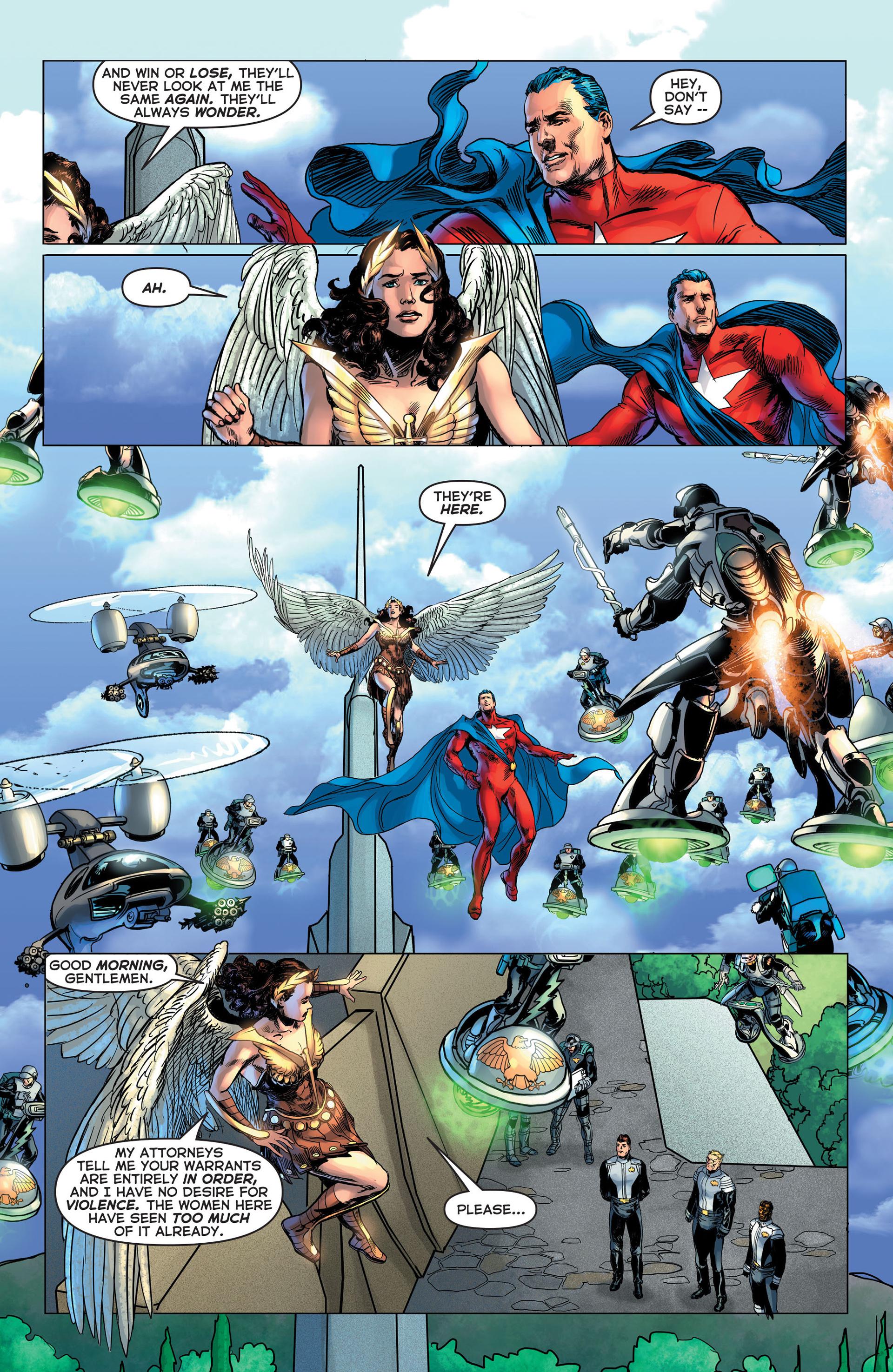 Read online Astro City comic -  Issue #8 - 18