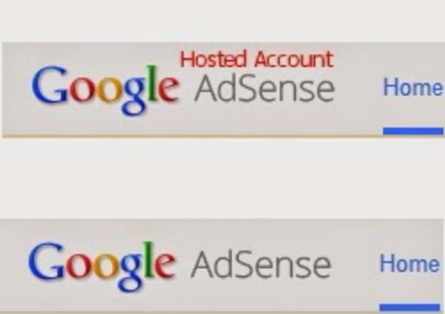 Perbedaan Akun Google Adsense Hosted dan Adsense Non-Hosted