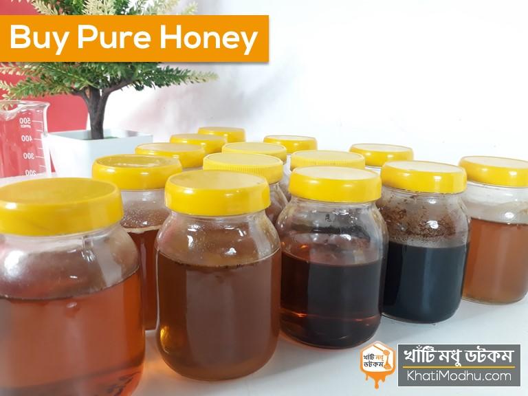 Buy Pure Honey, খাঁটি মধু কিনুন