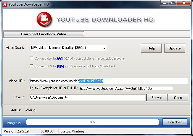 تحميل افضل برنامج تحميل الفيديو من يوتيوب خفيف وسريع من الوليد نت