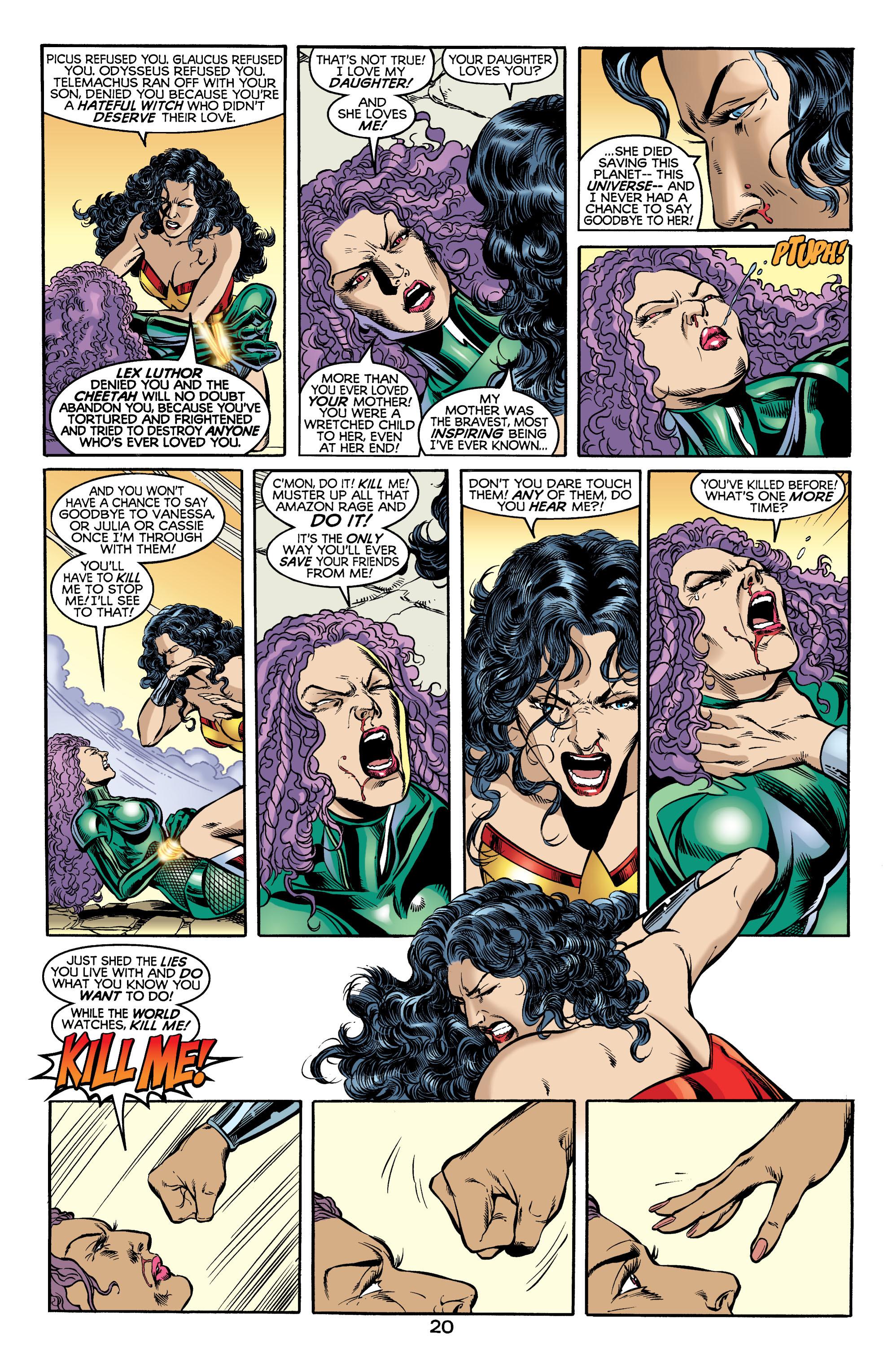 Read online Wonder Woman (1987) comic -  Issue #176 - 21
