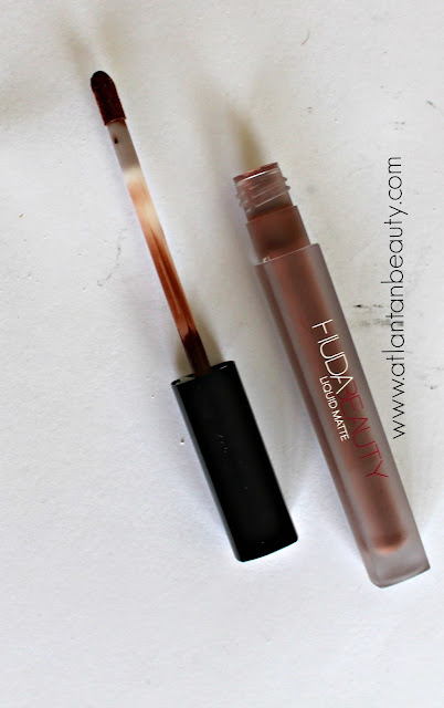 Huda Beauty Spice Girl Liquid Lipstick