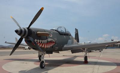 EE.UU bloquea la entrega de los sistemas de cabina digital Cockpit 400 vitales para los aviones KT- 1P