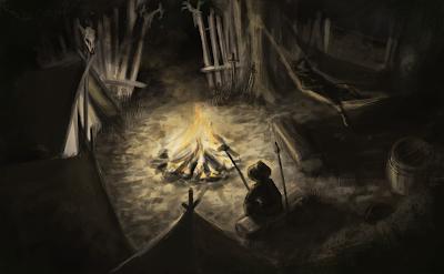 http://robedirobrob.deviantart.com/art/Bandit-Camp-378378474