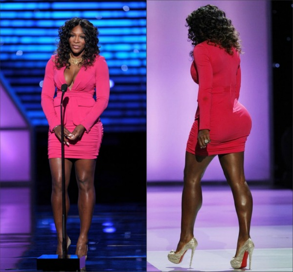 Gossip And The City B A D Who Knew Serena Williams Was