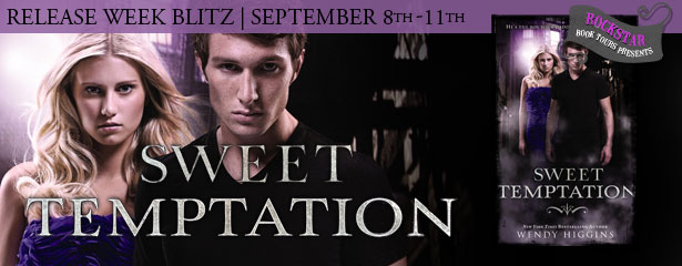 SWEET TEMPTATION By Wendy Higgins Release Week Blitz with Giveaway!!