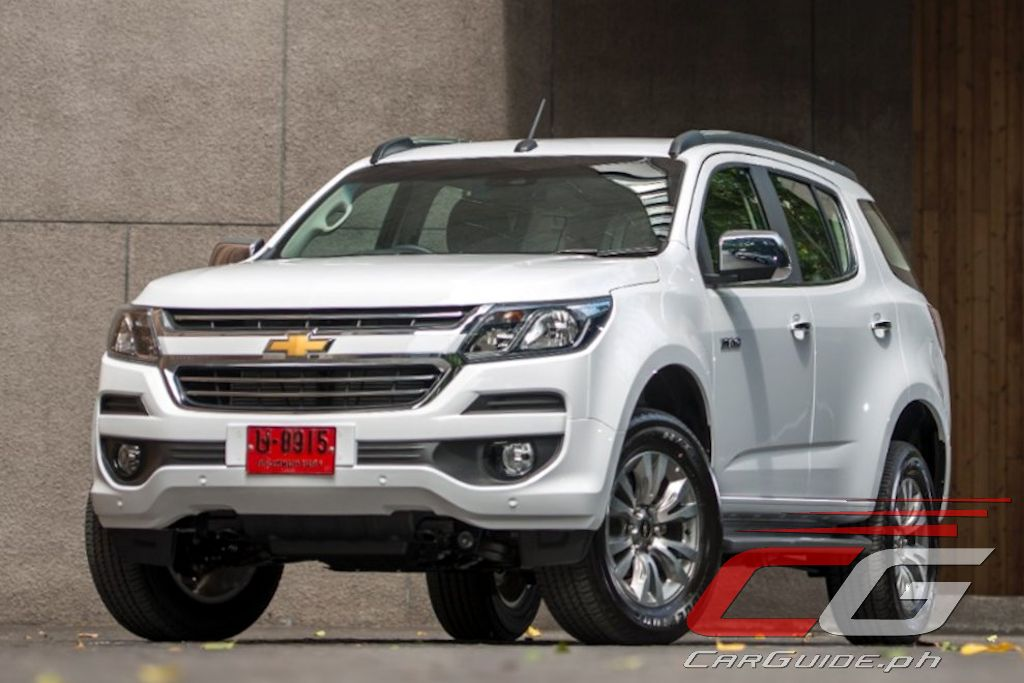 Chevrolet Takes Wraps Off Production 2017 Trailblazer ...