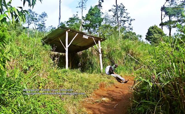 Pendakian Gunung Ungaran via Jimbaran (Pos Mawar)