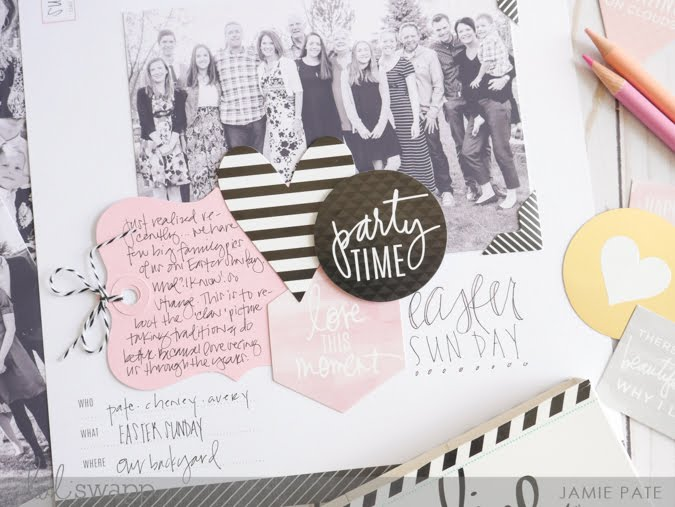 What's In a Heidi Swapp Storyline Album | @jamiepate for @heidiswapp