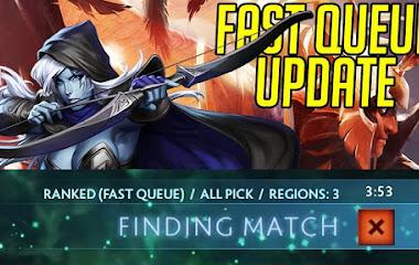 Fast Queue: Để việc Find Rank không phải chờ lâu