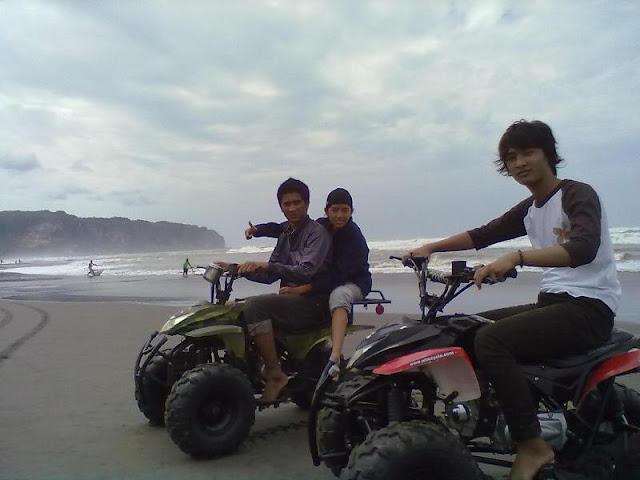 ATV Pantai Parangtritis