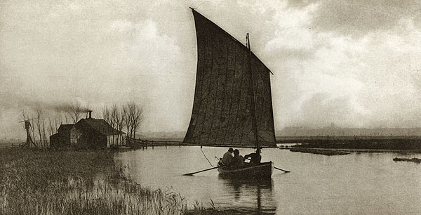 Fotografia de P. H. Emerson